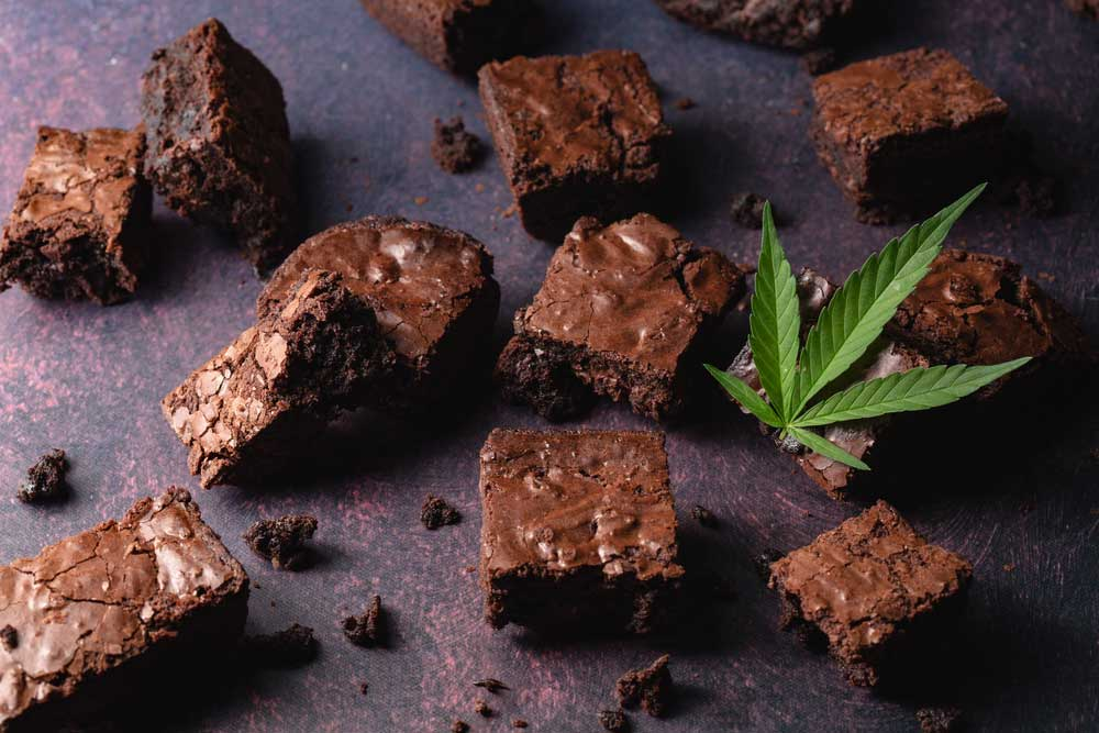 Cannabutter Brownies Recipe – Easy and Potent