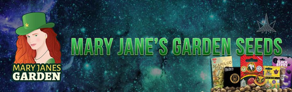 Mary Janes Garden Seeds